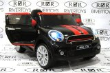 RiverToys Автомобиль MINI COOPER JJ2258