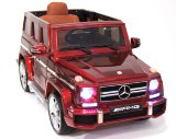 RiverToys Автомобиль Mercedes-Benz-G65-AMG