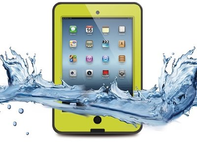 Redpepper Waterproof - чехол для iPad mini/mini retina (Black/Yellow)