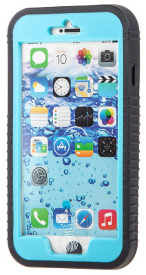 Waterproof Case - чехол для iPhone 6 Plus (Black/Blue)