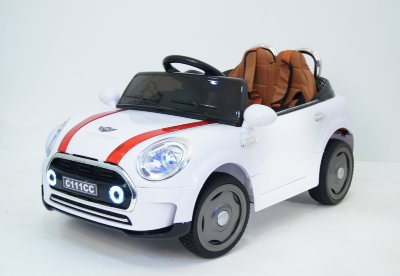 RiverToys Автомобиль Minicooper C111CC