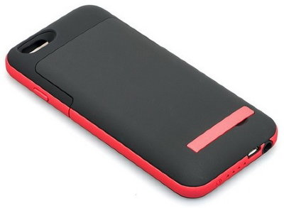 Miracharge Power Case (MP-i6-5) – доп. аккумулятор для iPhone 6 (Red)